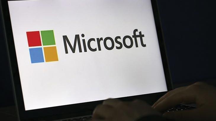 Microsoft'tan flaş açıklama! Büyük çaplı siber saldırı engellendi