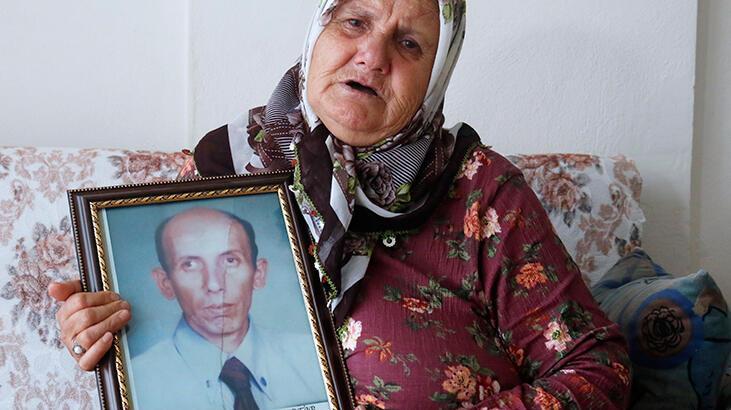 Oğlu 10 yıldır kayıp anne: Öldüyse mezarı olsun