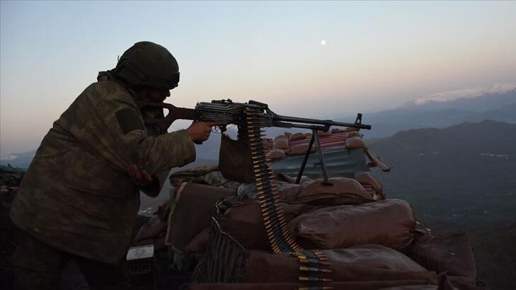 MSB: 1 PKK/YPG'li terörist etkisiz hale getirildi