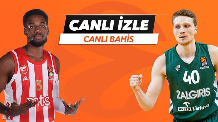 Kızıl Yıldız - Zalgiris Kaunas karşılaşmasında Canlı Bahis heyecanı Misli.com'da!
