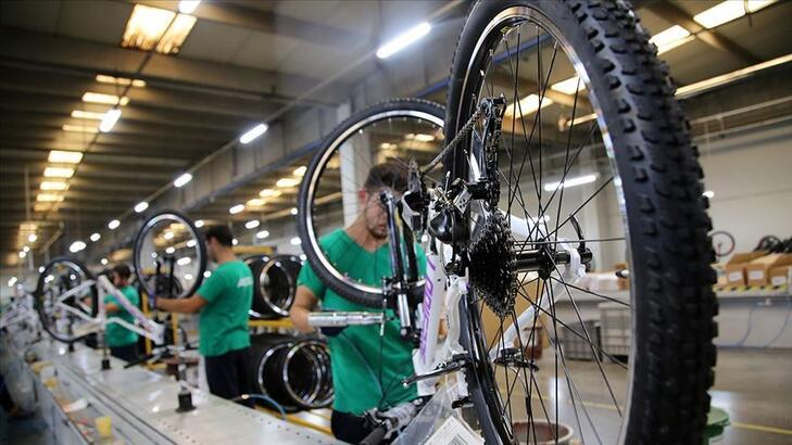 Türkiye'nin bisiklet ihracatı 50 milyon euroya dayandı