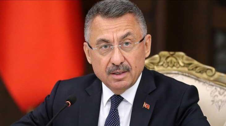 Cumhurbaşkanı Yardımcısı Oktay'dan Ankara'nın başkent oluşunun 97. yıl dönümü mesajı