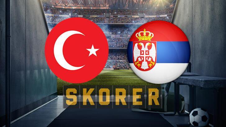Türkiye-Sırbistan UEFA Uluslar B Ligi 3. grup maçı bu akşam saat kaçta hangi kanalda, şifresiz mş?