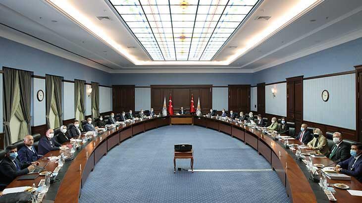 Son dakika... AK Parti MYK toplantısı başlandı