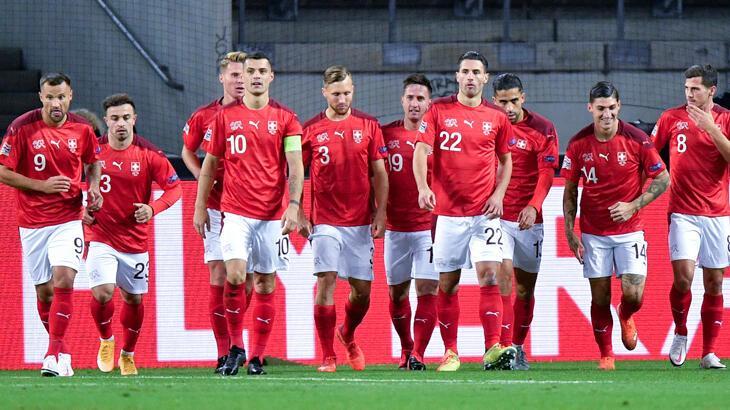 UEFA Uluslar Ligi'nin 4. haftası 7 maçla başladı