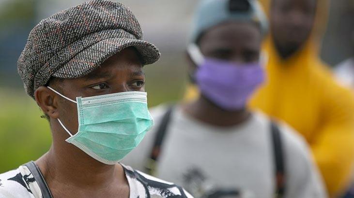 Güney Afrika Cumhuriyeti'nde vaka sayısı 694 bin 500'ü aştı