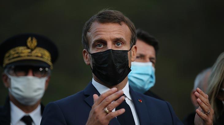 Le Figaro: Macron kaybolan güveni kazanma arayışında