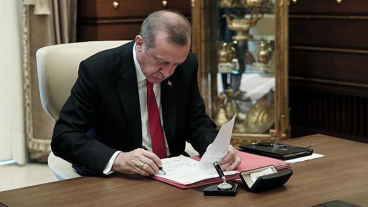 Son dakika... Cumhurbaşkanı Erdoğan imzaladı! Atama kararları Resmi Gazete'de