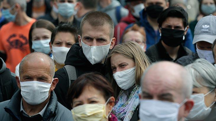 Avrasya ülkelerinde koronavirüs salgınıyla ilgili gelişmeler