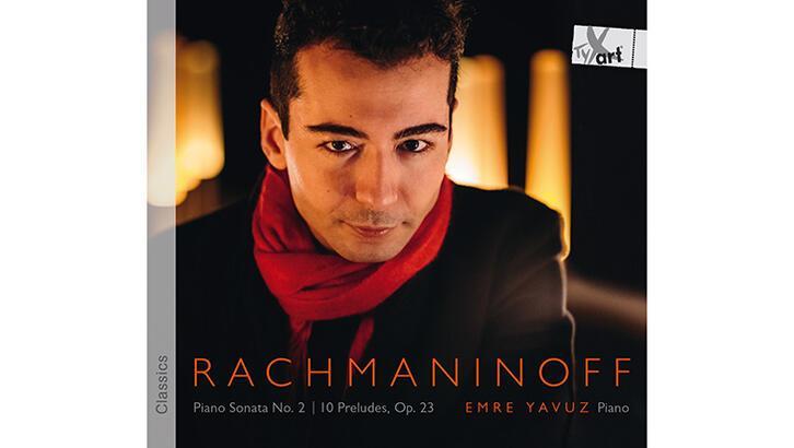 Emre Yavuz'dan Rahmaninov albümü