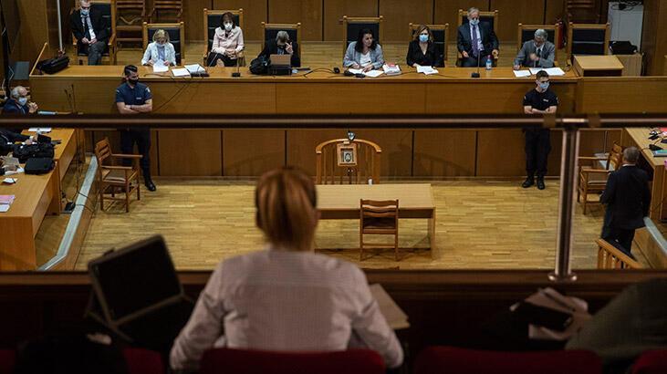 Son dakika...Altın Şafak Partisinin yöneticilerine 13'er yıl hapis cezası!