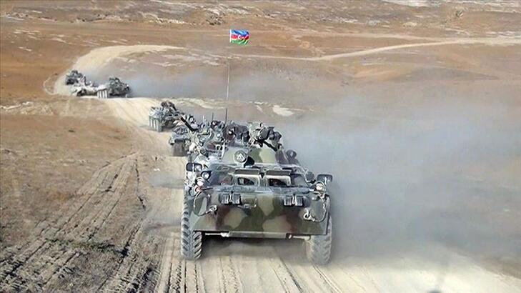 Son dakika: Aliyev işgalden kurtarılan bölgeleri açıkladı!