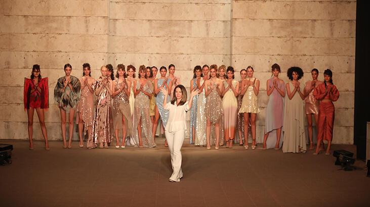 Mercedes-Benz Fashion Week Istanbul'da üçüncü gün