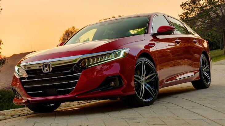 2021 Honda Accord tanıtıldı