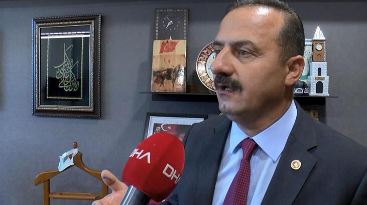İYİ Partili Ağıralioğlu: Yargı mensupları tweet atamazlar