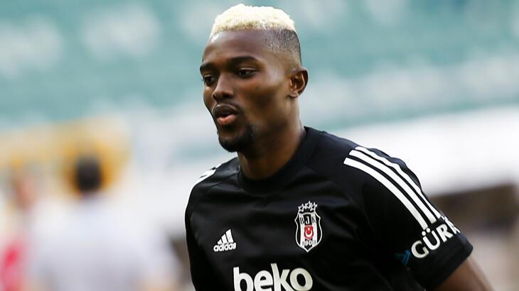 Son dakika - Beşiktaş, Mensah'ın Covid-19 testinin pozitif çıktığını duyurdu