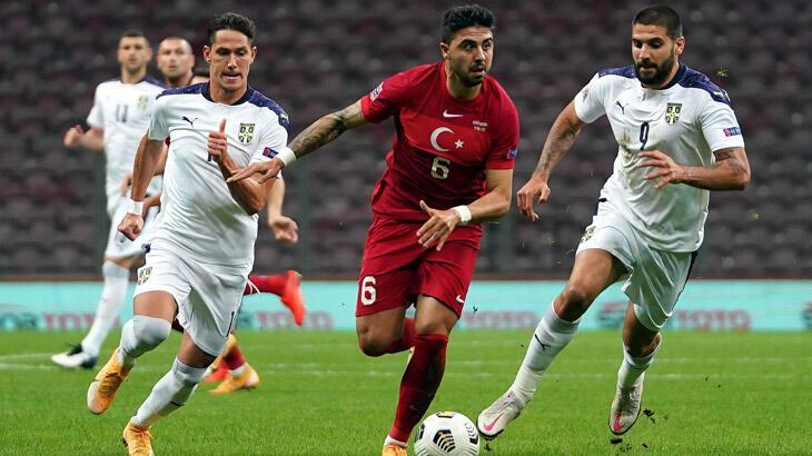 Türkiye - Sırbistan: 2-2