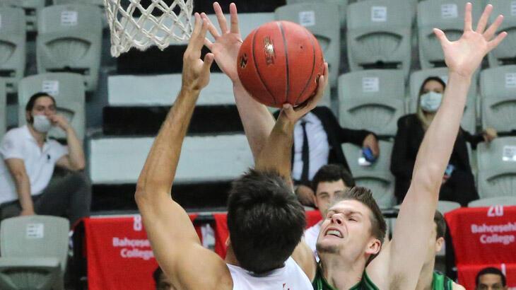 Bahçeşehir Koleji: 72 - Joventut Badalona: 91