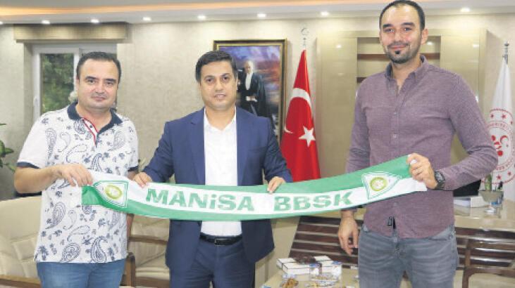 Manisa BBSK'dan Öztürk'e ziyaret