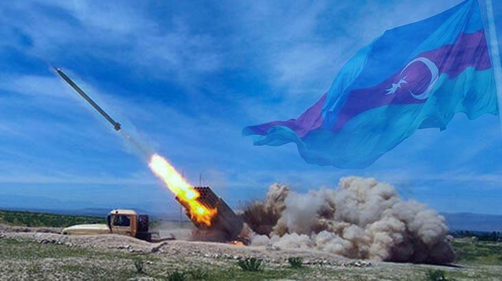 Ermenistan'ın ölüm füzeleri imha edildi