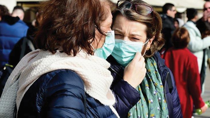 Almanya'da son 24 saatte 6 bin 638 koronavirüs vakası