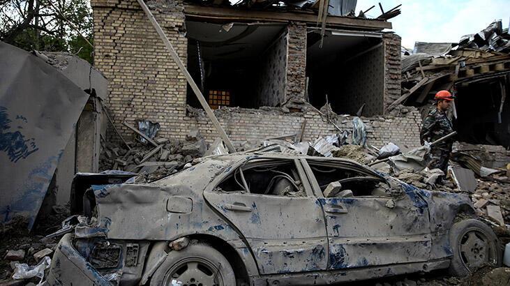 Ermenistan'ın saldırılarında Azerbaycanlı 43 sivil yaşamını yitirdi