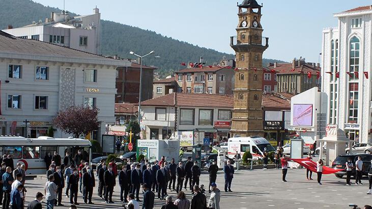 Atatürk'ün Yozgat'a gelişinin 96'ncı yılı kutlandı