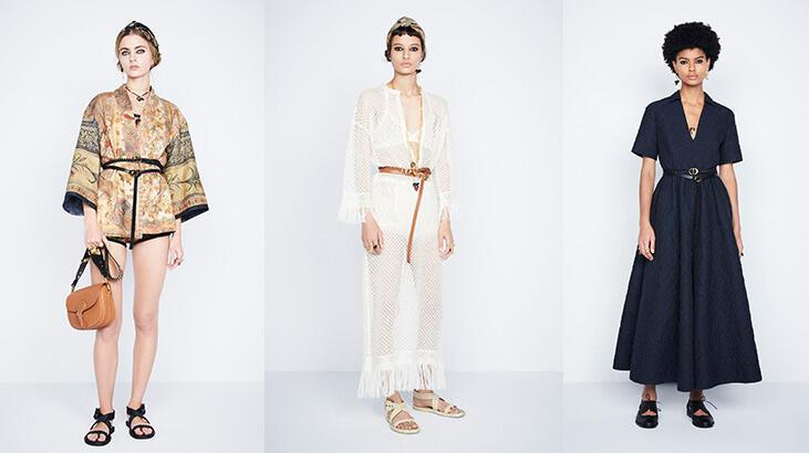 Dior İlkbahar/Yaz 2021 koleksiyonu