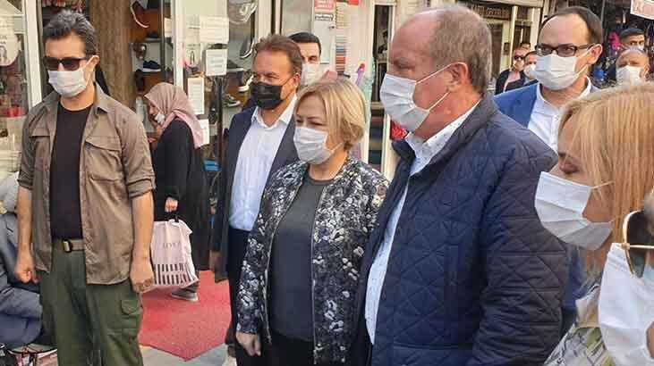 Muharrem İnce: CHP yönetimine güvenmiyorum!