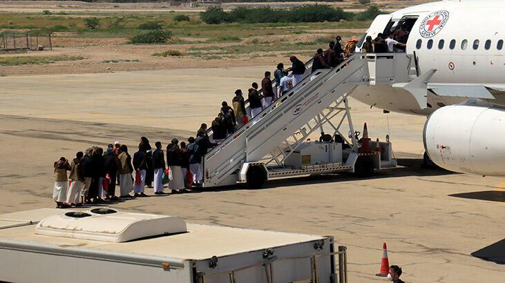 Yemen'de taraflar arasında esir değişimi başladı