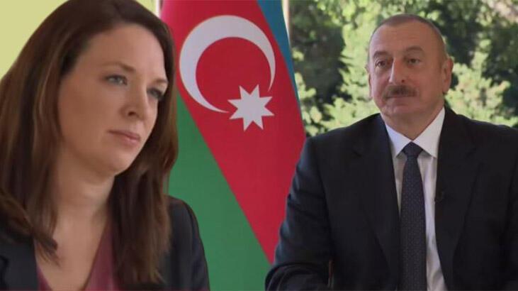 Son dakika: Fransız sunucunun 'Kaç Türk İHA'nız var' sorusuna Aliyev'in cevabı olay yarattı