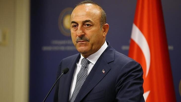 Çavuşoğlu: 'Bir terör örgütü başka bir terör örgütüyle mücadelede partner olamaz'