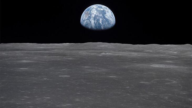 Ay Dünya'nın atmosferini Güneş'ten korumuş olabilir!