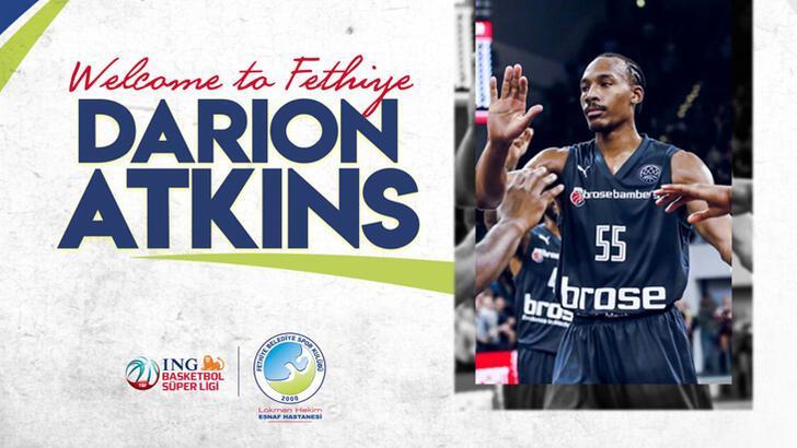 Fethiye Belediyespor, Darion Atkins'i transfer etti