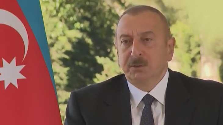 Son dakika... Aliyev'den net mesaj: Türkiye dünya çapında büyük bir güç