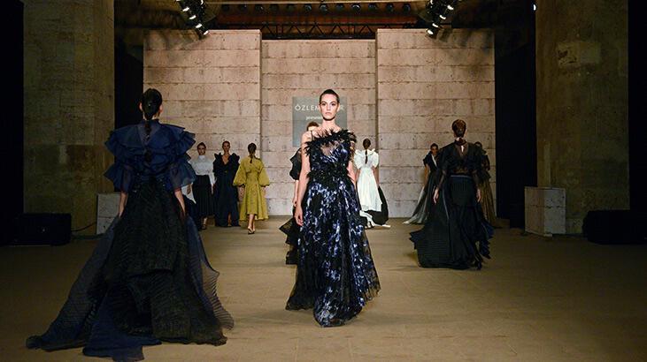 Mercedes-Benz Fashion Week Istanbul'da beşinci gün
