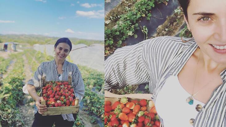 Aslıhan Gürbüz: Kadın çiftçiler ellerinizden öperim