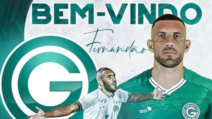 Son Dakika | Fernandao Goias'a transfer oldu
