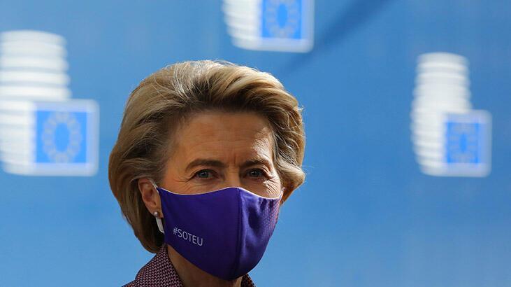 Son dakika...AB Komisyonu Başkanı koronavirüs şüphesi nedeniyle zirveyi terk etti!