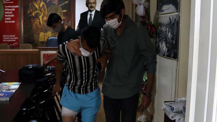 CHP gençlik kolları üyeleri arasında kavga! Yaşananları anlattılar...