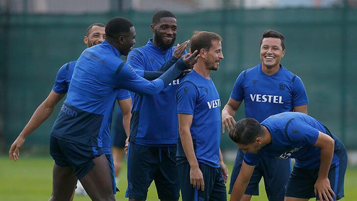Trabzonspor'da Medipol Başakşehir hazırlığı!