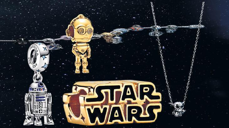 Star Wars ışıltısı