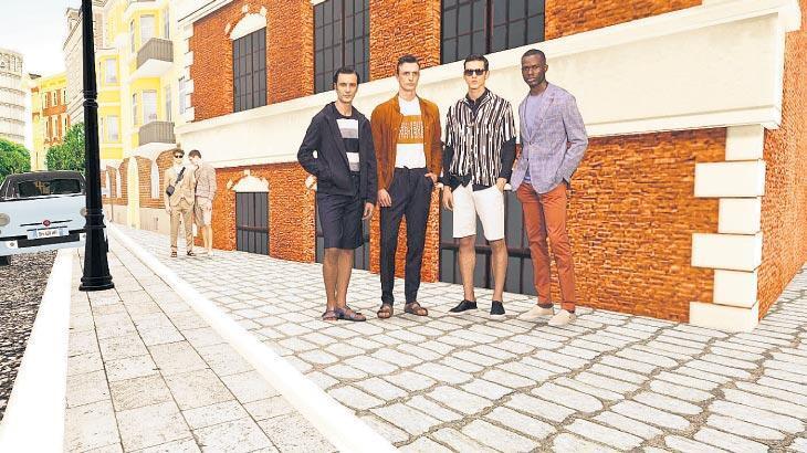 İtalya sokaklarında sanal Türk modası