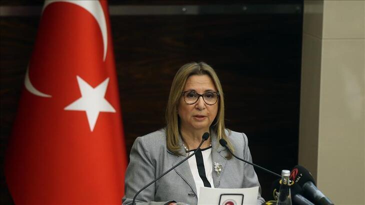Bakan Pekcan'dan Libya açıklaması