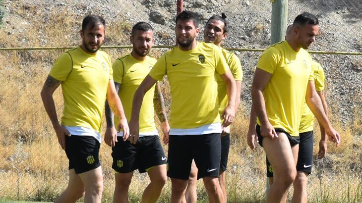 Yeni Malatyaspor'da hedef galibiyet serisi