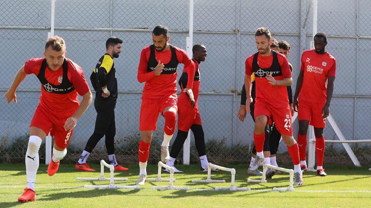 Sivasspor, Kayserispor'a konuk olacak