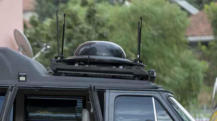 """Drone ve İHA tehdidine karşı üretilen """"KALKA"""" hizmetine sunuldu!"""