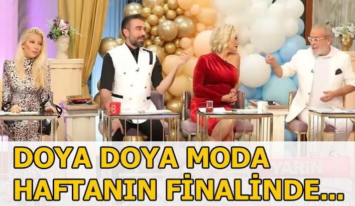 Doya Doya Moda kim elendi 16 Ekim 2020? Doya Doya Moda haftanın finalinde...