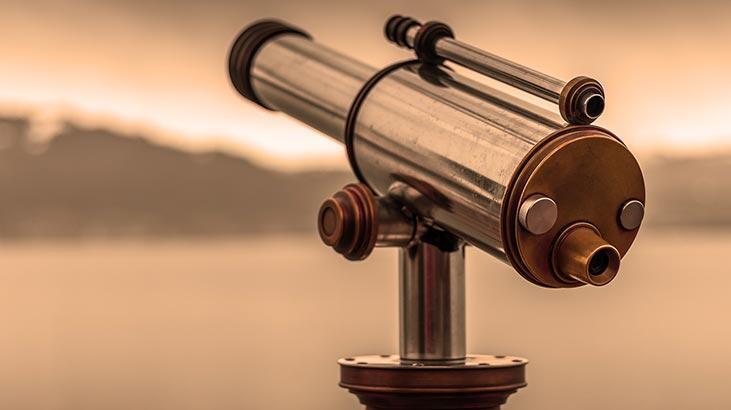 Teleskop gökyüzünü nasıl yakınlaştırır?