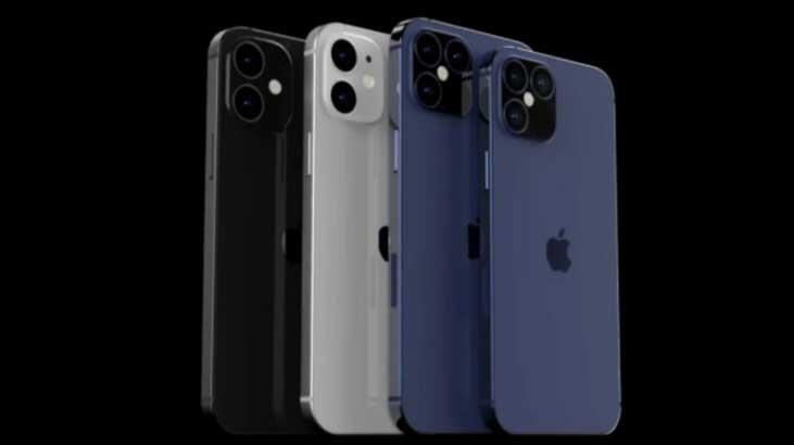iPhone 12 Mini, en küçük 5G telefon olacak